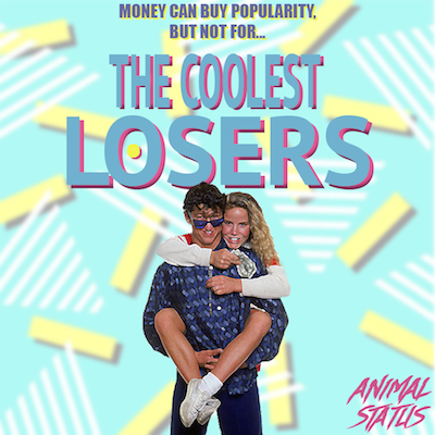 Coolest Losers Episode 2 Cover copy