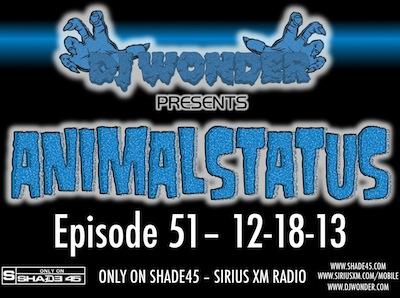 animalstatus episode 51 tracklist dj wonder�