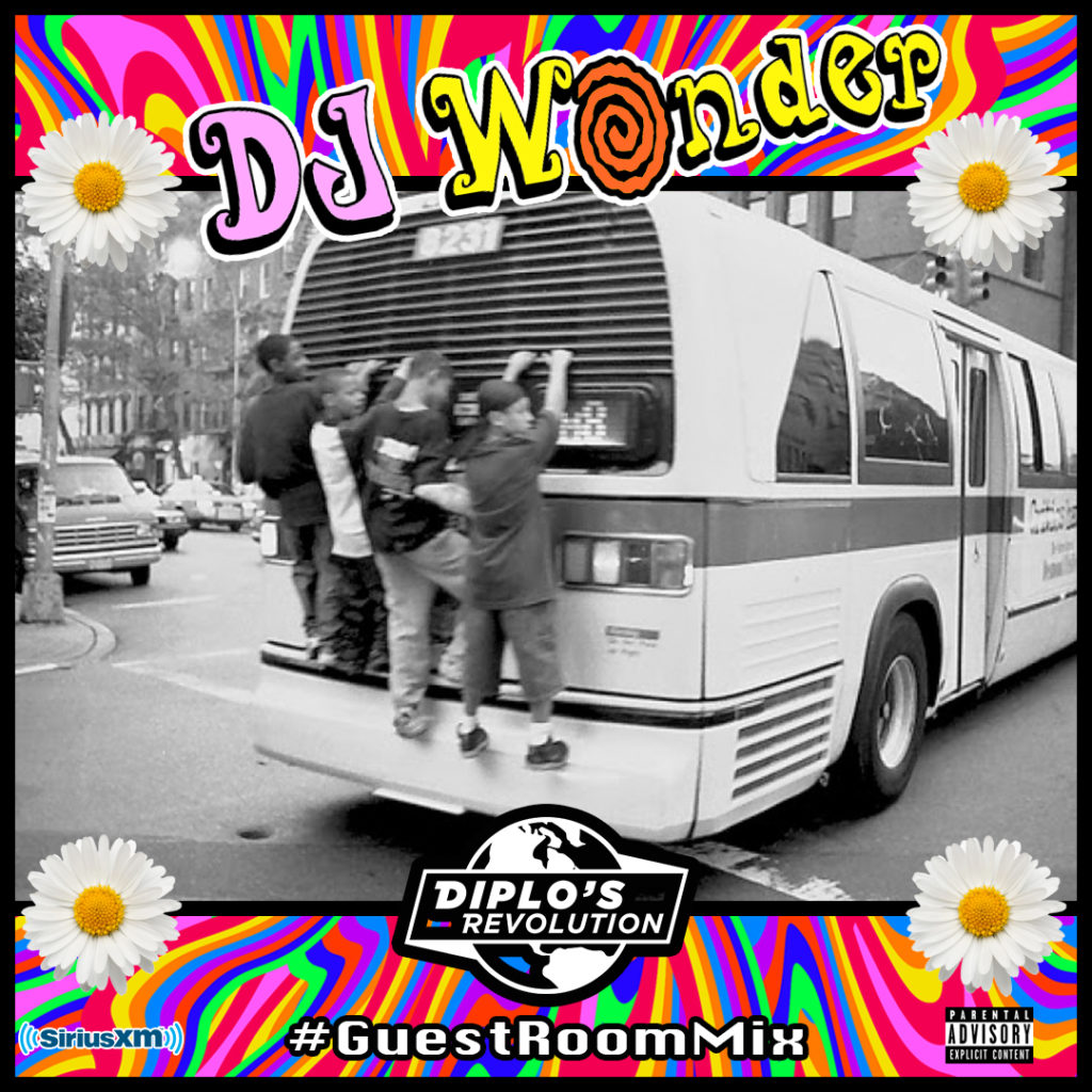 Mixtapes – DJ Wonder™