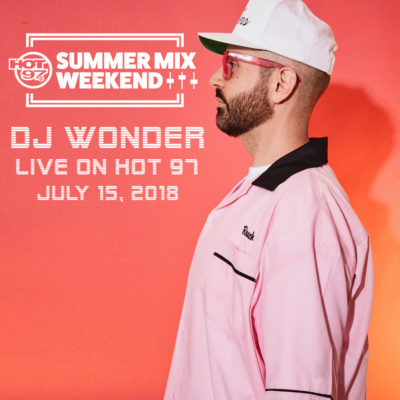 Mixtapes – DJ Wonder™