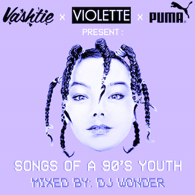Songs Of A 90's Youth Cover copy