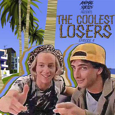 The Coolest Losers Episode 4 Cover